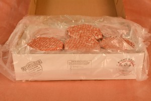 Hamburger Patties - 40 X 4 oz